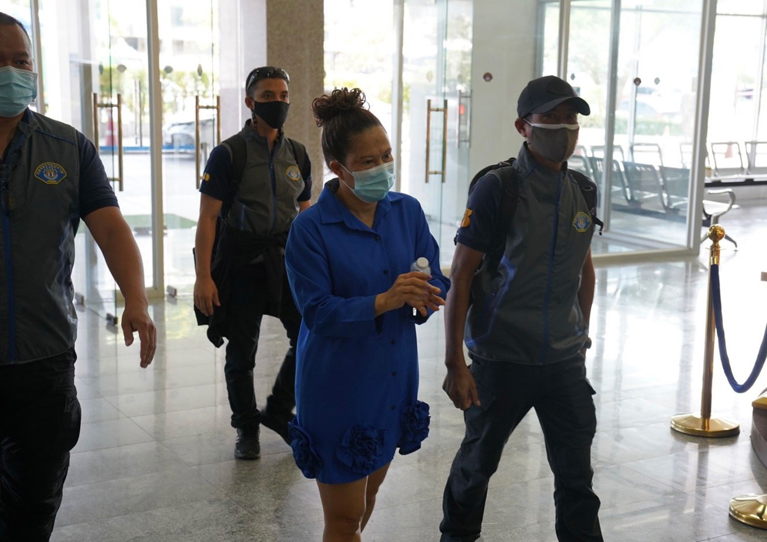 Thailand: Nigerian arrested for allegedly leading gang