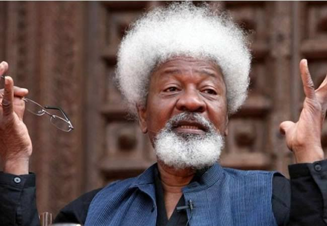 Wole Soyinka's Financial Times interview: 'It's like something has broken in society'