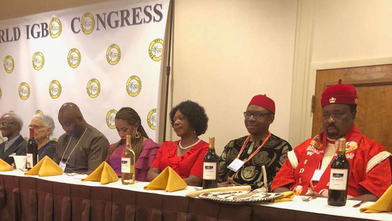 Nnamdi Kanu: World Igbo Congress to hold global protest Wednesday